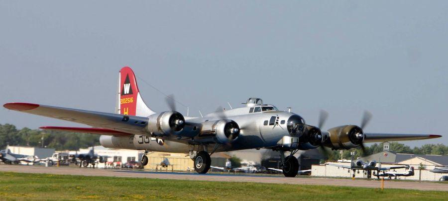 It's B-17 Time